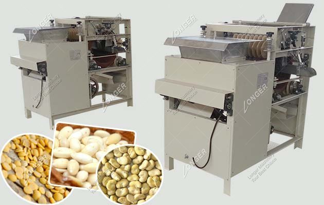 Nuts Peeler For Peanut Almond Soybean Sesame