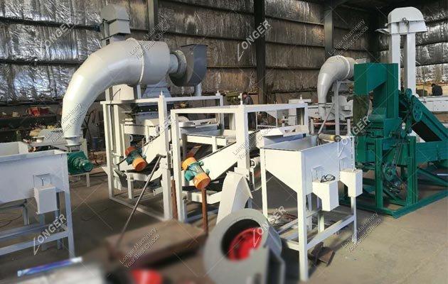 Hemp Seed Dehulling Machine Sold to Colorado Hemp Processing